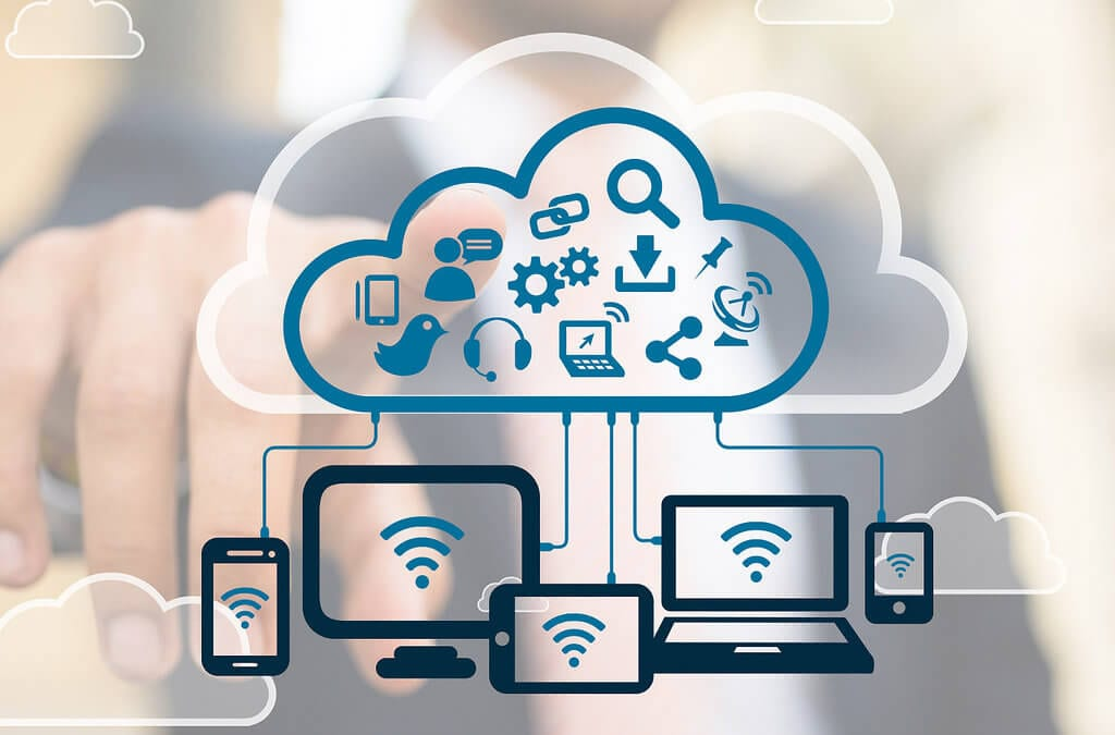 How Can The Cloud Help You Work More Efficiently?