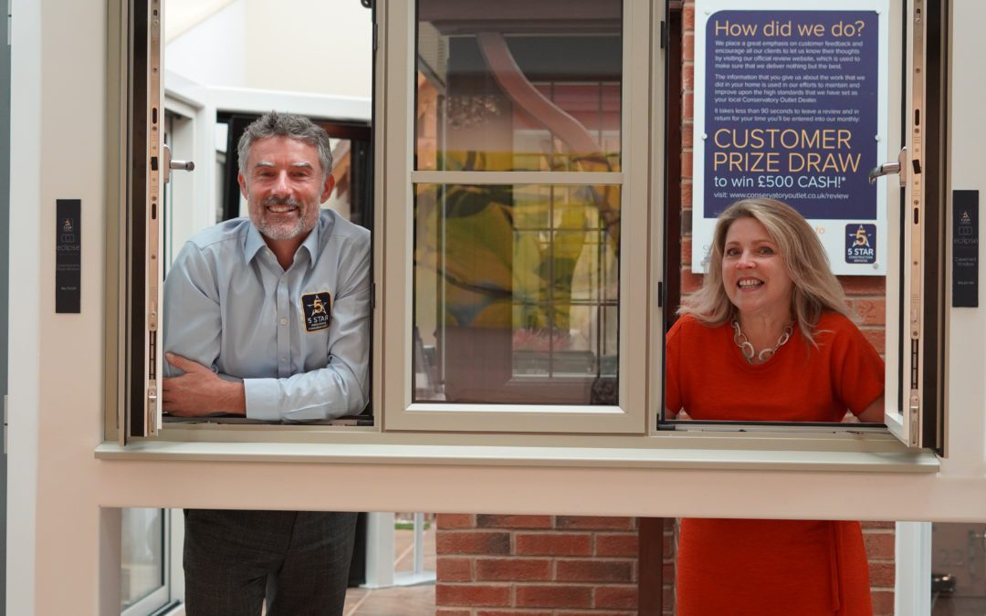 Wyre Forest firms mark 15-year IT partnership!